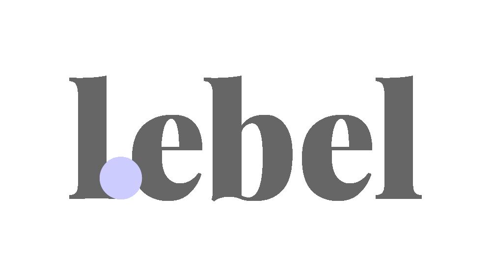 l.ebel – Osteopathie in Schöneberg · Wortmarke
